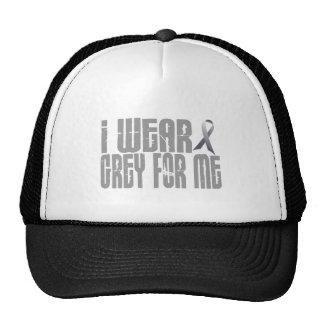 I Wear Grey For ME 16 Trucker Hat