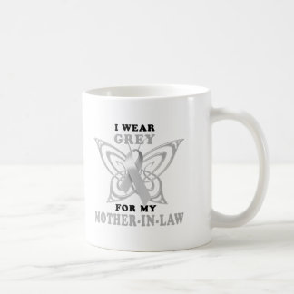 I Wear Grey for my Mother-In-Law Coffee Mug