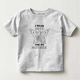 I Wear Grey for my Mother Toddler T-shirt