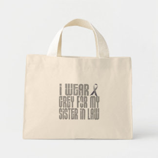 I Wear Grey For My SISTER-IN-LAW 16 Bag