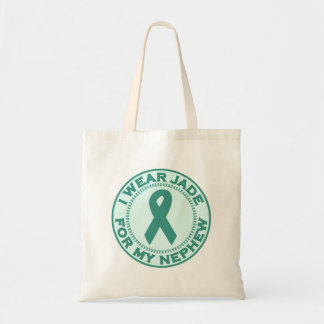 I Wear Jade For My Nephew Tote Bag