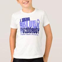 I Wear Light Blue For Goddaddy 6.4 Prostate Cancer T-Shirt