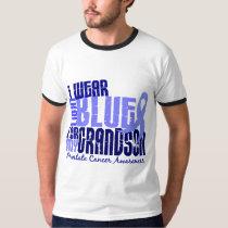 I Wear Light Blue For Grandson 6.4 Prostate Cancer T-Shirt
