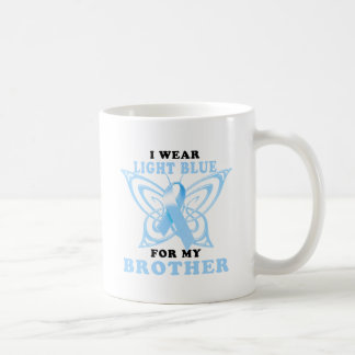 I Wear Light Blue for my Brother Coffee Mug