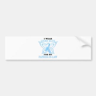 I Wear Light Blue for my Father-In-Law Bumper Sticker