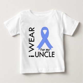 I Wear Light Blue For My Uncle - Prostate Cancer T-shirts