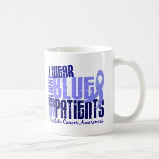 I Wear Light Blue For Patients 6.4 Prostate Cancer Mug