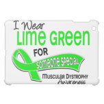 I Wear Lime 42 Someone Special Muscular Dystrophy Cover For The iPad Mini