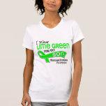 I Wear Lime Green 42 Son Muscular Dystrophy Tank Tops