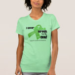I Wear Lime Green For My Dad - Lymphoma Shirt