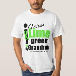 I Wear Lime Green For My Grandma T-Shirt