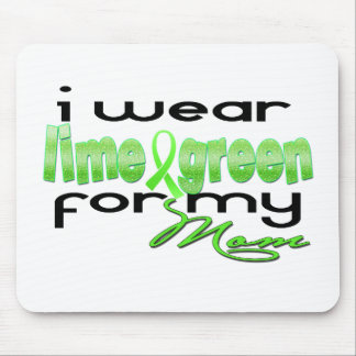 I wear lime green for my Mom Mouse Pad