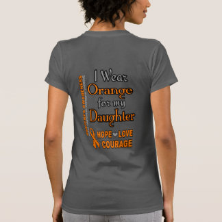 I Wear Orange for...Daughter T-Shirt