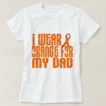 I Wear Orange For My Dad 16 T-Shirt