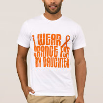 I Wear Orange For My Daughter 16 T-Shirt