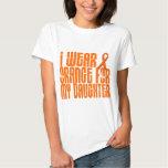 I Wear Orange For My Daughter 16 T Shirt