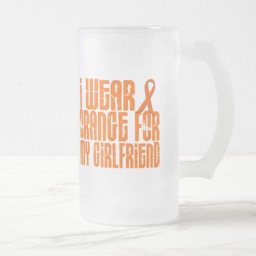 I Wear Orange For My Girlfriend 16 Coffee Mug