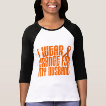 I Wear Orange For My Husband 16 T-Shirt