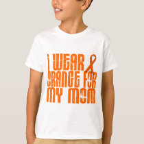 I Wear Orange For My Mom 16 T-Shirt