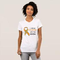 I Wear Orange for my Sister MS Awareness Shirt