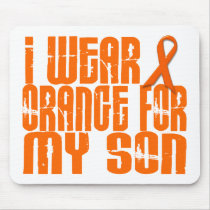 I Wear Orange For My Son 16 Mouse Pad