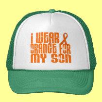 I Wear Orange For My Son 16 Trucker Hat