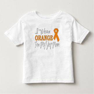 I Wear Orange For My Step-Mom (Orange Ribbon) Toddler T-shirt