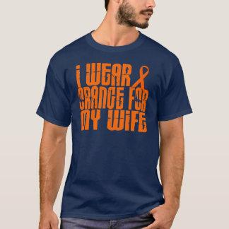 I Wear Orange For My Wife 16 T-Shirt