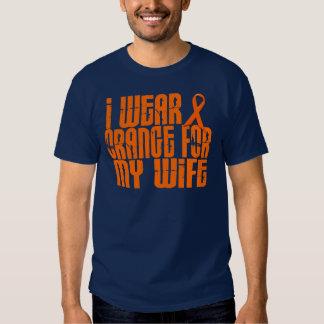 I Wear Orange For My Wife 16 Tee Shirt