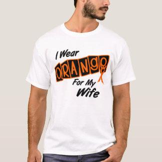 I Wear Orange For My WIFE 8 T-Shirt