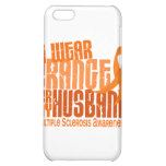 I Wear Orange Husband 6.4 MS Multiple Sclerosis Cover For iPhone 5C