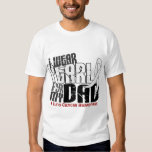 I Wear Pearl For My Dad 6 Lung Cancer T-shirt