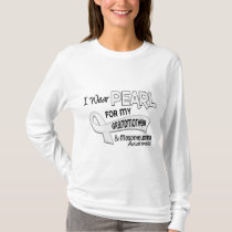 I Wear Pearl For My Grandmother 42 Mesothelioma T-Shirt