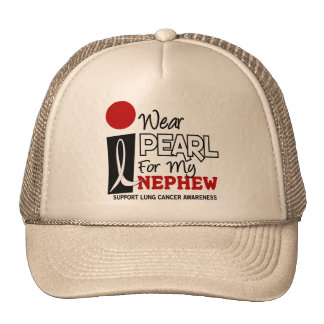 I Wear Pearl For My Nephew 9 Trucker Hat