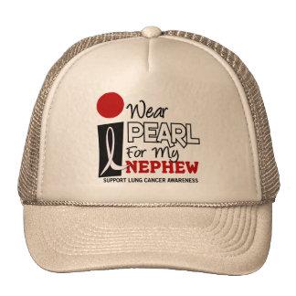 I Wear Pearl For My Nephew 9 Trucker Hat