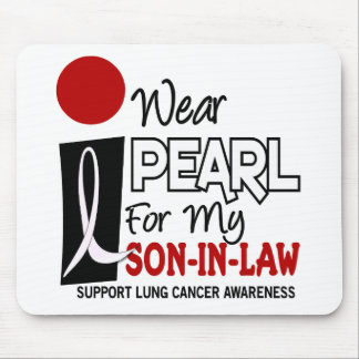 I Wear Pearl For My Son-In-Law 9 Mouse Pad