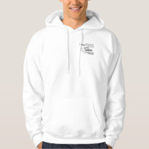 I Wear Pearl For My Stepbrother 42 Mesothelioma Hoodie