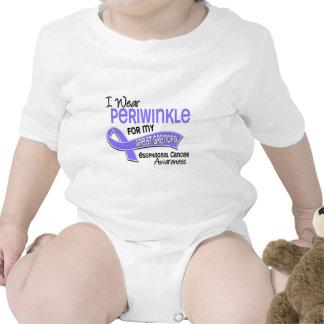 I Wear Periwinkle 42 Great Grandpa Esophageal Canc T-shirt