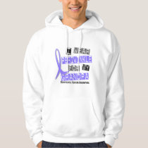 I Wear Periwinkle For My Grandpa Esophageal Cancer Hoodie