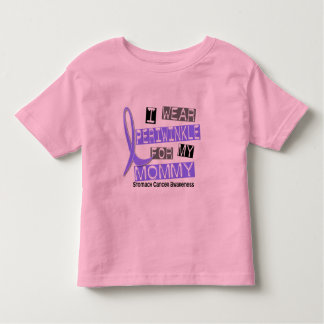 I Wear Periwinkle For My Mommy 37 Stomach Cancer Shirt