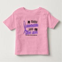 I Wear Periwinkle For My Paw Paw Esophageal Cancer Tshirt