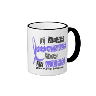 I Wear Periwinkle For My Wife 37 Stomach Cancer Coffee Mug