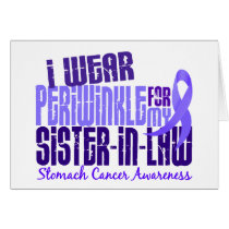 I Wear Periwinkle Sister-In-Law 6.4 Stomach Cancer