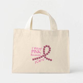 I wear pink because bag