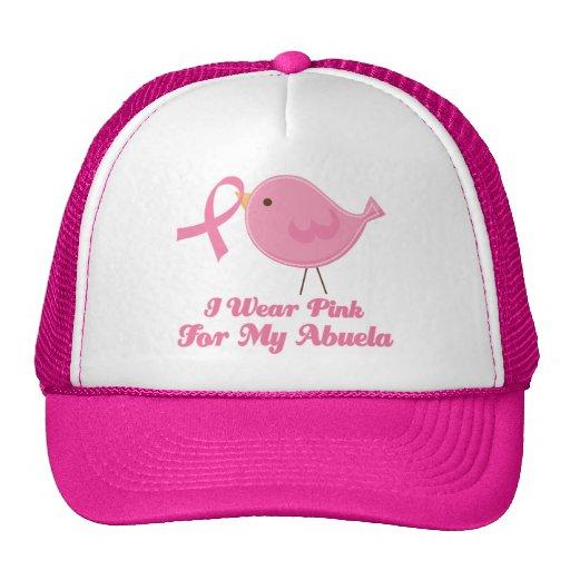 I Wear Pink For My Abuela Trucker Hat