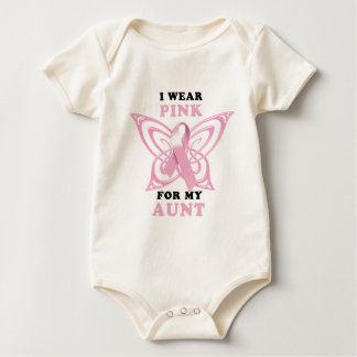 I Wear Pink for my Aunt Bodysuit