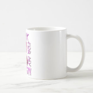 I Wear Pink for my Cousin.png Coffee Mug