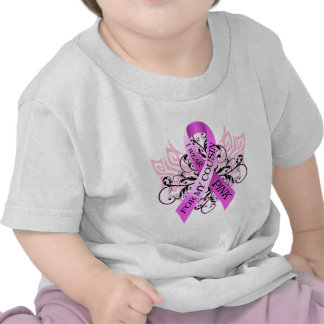 I Wear Pink for my Cousin png T-shirt