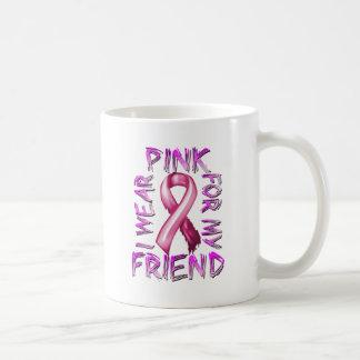 I Wear Pink for my Friend.png Coffee Mug