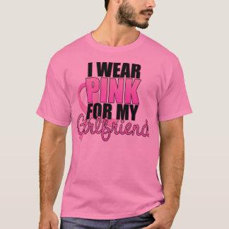 I Wear Pink for My Girlfriend ($21.95) T-Shirt